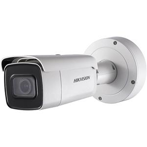 Caméra réseau Hikvision DS-2CD2685FWD-IZS 8 Mégapixels - Ogive - 50 m Night Vision - MJPEG, H.265+, H.265, H.264, H.264+ - 3840 x 2160 - 4,3x Optique - CMOS - Montant, Montage en Coin, Fixation murale