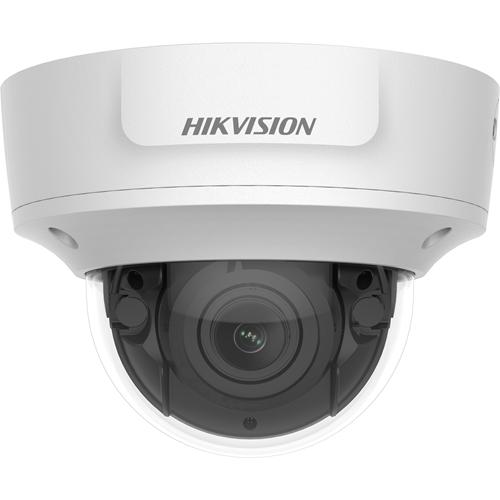 Caméra réseau Hikvision DS-2CD2783G1-IZ(S) 8 Mégapixels - Dome - 30 m Night Vision - H.265+, H.265, H.264+, H.264, MJPEG - 4x Optique - CMOS - Montage suspendu, Fixation murale, Montage verticle, Montant, Montage en Coin, Support pour boîte de jonction