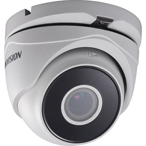 Caméra de surveillance Hikvision Turbo HD DS-2CE56D8T-IT3ZF 2 Mégapixels - Turret - 60 m Night Vision - 1920 x 1080 - 5x Optique - CMOS - Fixation murale, Montant, Montage en Coin, Support pour boîte de jonction, Fixation au plafond