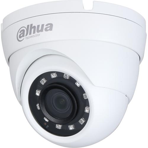 Caméra de surveillance Dahua Lite DH-HAC-HDW1200M 2 Mégapixels - Sphérique - 30 m Night Vision - 1920 x 1080 - CMOS - Support pour boîte de jonction, Fixation murale, Montant, Fixation au plafond, Montage suspendu