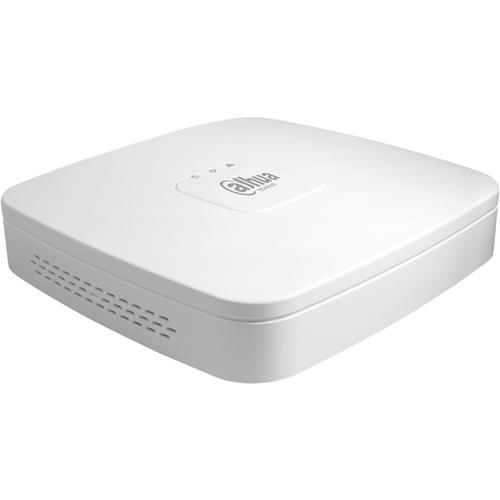 Station de surveillance vidéo Dahua Lite DHI-NVR2104-P-4KS2 4 Canaux Filaire - Enregistreur Réseau Vidéo - Câble HDMI
