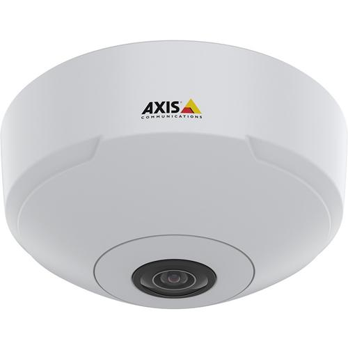 Caméra réseau AXIS M3068-P 12 Mégapixels - Mini-dôme - Motion JPEG - 4000 x 3000 - RGB CMOS - Monture inclinée, Fixation encastrée, Montage suspendu, Fixation murale, Fixation au plafond, Montage sur rail d'éclairage, Montage sur conduit, Montage dans Coffret, Montant, Montage en Coin