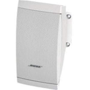 Extérieur Haut-Parleur Bose FreeSpace DS 16SE Support, Montage Affleurant/Encastré, Montant, Installation au plafond, Fixation au mur - 16 W RMS - Couleur Blanc - 64 W (PMPO) - 57,15 mmPlain gamme - Fréquence 95 Hz/17 kHz - 8 Ohm