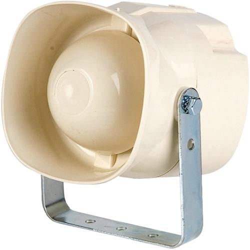 Alarme de Sécurité FINSECUR Sirroco C - Filaire - 60 V DC - 105 dB(A) - Audible - Boîtier Pour Batterie / Pile