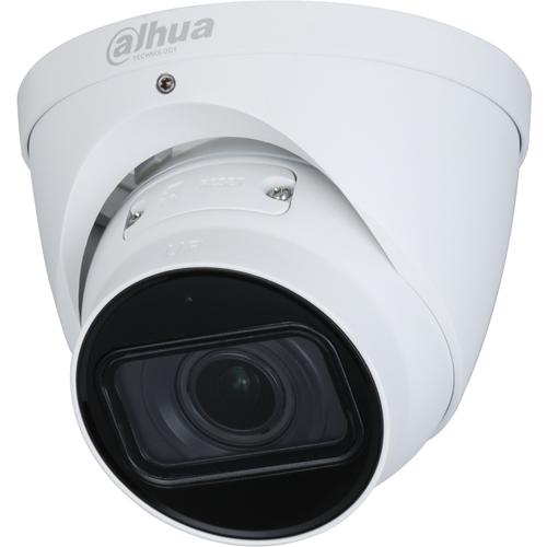 Caméra réseau Dahua WizSense DH-IPC-HDW3441T-ZAS 4 Mégapixels Extérieur - Couleur - Sphérique - 40 m Infrarouge vision nocturne - H.265, H.264, H.264H, H.264B, MJPEG, Smart H.265+, Smart H.264+ - 2688 x 1520 - 2,70 mm- 13,50 mm Varifocale Lens - 5x Optique - CMOS - Support pour boîte de jonction, Fixation murale, Montant, Fixation au plafond - IP67 - Imperméable, Étanche à la poussière