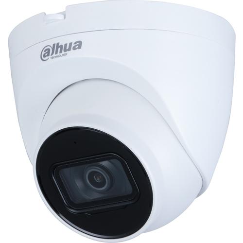 Caméra réseau Dahua Lite IPC-HDW2230T-AS-S2 2 Mégapixels - Sphérique - 30 m Night Vision - H.265, H.264, H.264B, MJPEG - 1920 x 1080 - CMOS - Support pour boîte de jonction, Fixation murale, Montant
