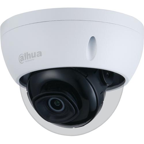 Caméra réseau Dahua Lite IPC-HDBW2831E-S-S2 8 Mégapixels - Dome - 30 m Night Vision - H.264, H.264B, H.265, MJPEG - 3840 x 2160 - CMOS - Support pour boîte de jonction, Fixation murale, Montant, Fixation au plafond