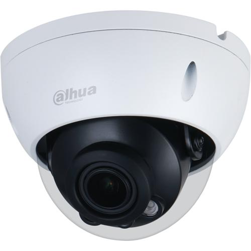 Caméra réseau Dahua Lite DH-IPC-HDBW2831R-ZS-S2 8 Mégapixels - Dome - 40 m Night Vision - H.265, H.264, H.265+, H.264B, MJPEG - 3840 x 2160 - 5x Optique - CMOS - Support pour boîte de jonction, Montant, Fixation murale, Fixation au plafond
