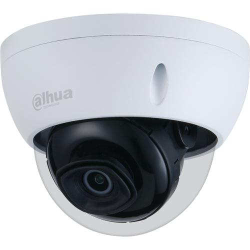 Caméra réseau Dahua Lite IPC-HDBW2431E-S-S2 4 Mégapixels Extérieur - Couleur - Dome - 30 m Infrarouge vision nocturne - H.265, H.264, H.264B, MJPEG, Smart H.265+, Smart H.264+ - 2688 x 1520 - 2,80 mm Fixe Lens - CMOS - Support pour boîte de jonction, Fixation murale, Montant, Fixation au plafond - IK10 - IP67 - Imperméable, Étanche à la poussière, Anti-Vandalisme
