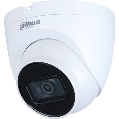 Caméra réseau Dahua Lite IPC-HDW2431T-AS-S2 4 Mégapixels Extérieur - Couleur - Sphérique - 30 m Infrarouge vision nocturne - H.265, H.264, H.264B, MJPEG, Smart H.265+, Smart H.264+ - 2688 x 1520 - 2,80 mm Fixe Lens - CMOS - Support pour boîte de jonction, Fixation murale, Montant - IK10 - IP67 - Imperméable, Étanche à la poussière, Anti-Vandalisme
