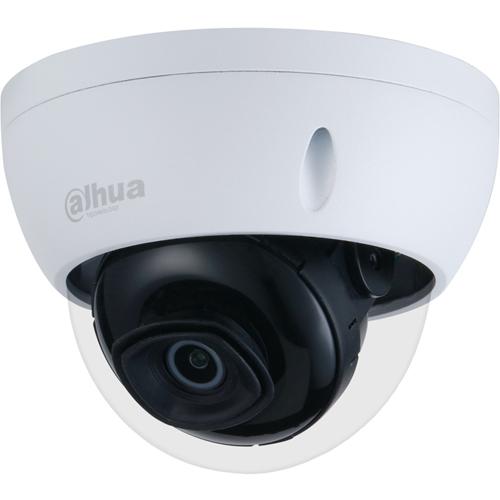 Caméra réseau Dahua WizSense IPC-HDBW3441E-S 4 Mégapixels Extérieur - Couleur - Dome - 50 m Infrarouge vision nocturne - H.265, H.264, H.264H, H.264B, MJPEG, Smart H.265+, Smart H.264+ - 2688 x 1520 - 2,80 mm Fixe Lens - CMOS - Support pour boîte de jonction, Montant, Fixation murale, Fixation au plafond - IK10 - IP67 - Étanche à la poussière, Imperméable