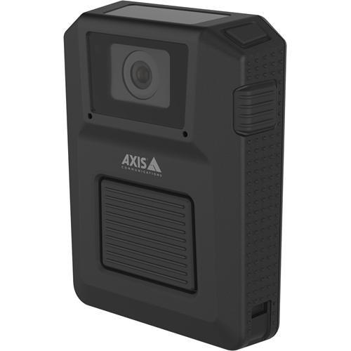 """Caméscope numérique AXIS W100 - RGB CMOS 1/2.9"""" - Full HD - 16:9 - H.264 - USB - Réseau sans-fil"""