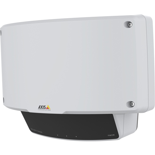 Radar de sécurité AXIS - Fixation Murale, Sur Mât, Montable en support pour Extérieur, Caméra, Industriel, Stationnement, Haut-Parleur, Quai de chargement