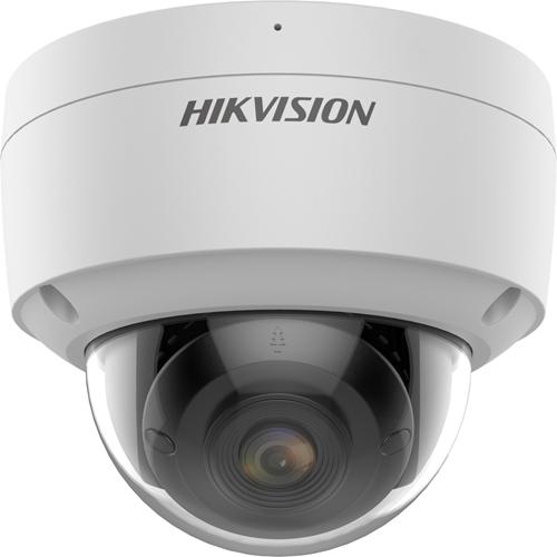 Caméra réseau Hikvision EasyIP DS-2CD2147G2 4 Mégapixels - Dome - H.265+, H.264+, H.265, H.264, MJPEG - 2688 x 1520 - CMOS - Montage verticle, Montant, Support pour boîte de jonction, Montage en Coin, Fixation murale, Montage suspendu