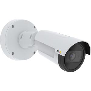Caméra réseau AXIS P1455-LE 2 Mégapixels - Ogive - 40 m Night Vision - MJPEG - 1920 x 1080 - 3x Optique - RGB CMOS - Support pour boîte de jonction, Montant, Montage en Coin, Montage sur conduit