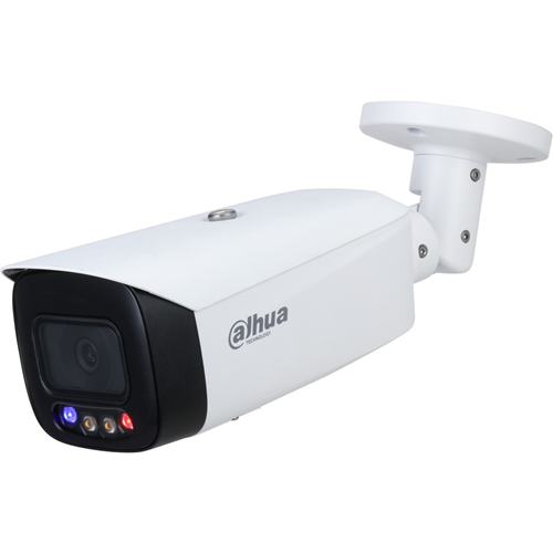 Caméra réseau Dahua WizSense IPC-HFW3549T1-AS-PV 5 Mégapixels - Ogive - 40 m Night Vision - H.265, H.264, H.264B, H.264H, MJPEG - 2592 x 1944 - CMOS - Support pour boîte de jonction, Fixation murale, Montant