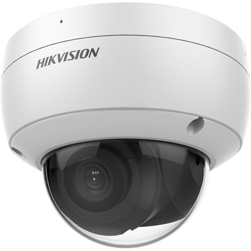 Caméra réseau Hikvision EasyIP DS-2CD2186G2-I 8 Mégapixels - Dome - 30 m Night Vision - H.265+, H.264+, H.265, H.264, MJPEG - 3840 x 2160 - CMOS - Montage verticle, Montant, Support pour boîte de jonction, Montage en Coin, Fixation murale, Montage suspendu, Montage sur véhicule