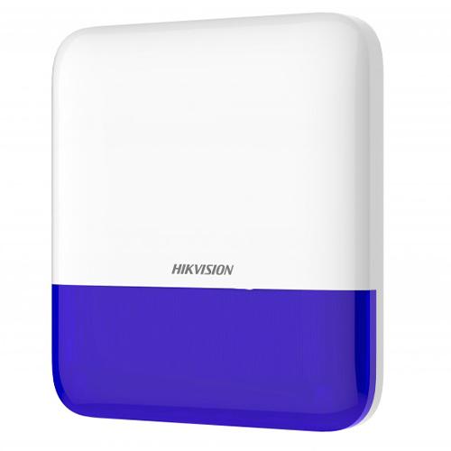 Radiomètre sondeur Hikvision - Sans fil - 110 dB - Audible - Bleu