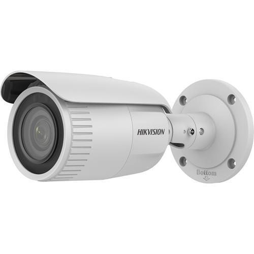 Caméra réseau Hikvision Value DS-2CD1653G0-IZ 5 Mégapixels - Ogive - 50 m Night Vision - H.265+, H.265, H.264+, H.264, MJPEG - 2560 x 1920 - 4,3x Optique - CMOS - Montage en Coin, Montant, Support pour boîte de jonction