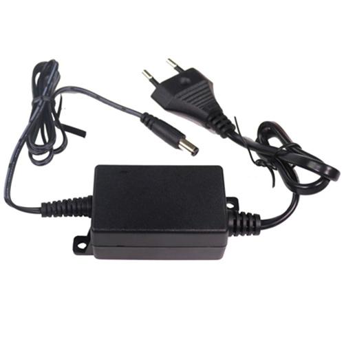Adaptateur secteur Hikvision - Pour Caméra IP, Caméra PTZ - 120 V AC, 230 V AC Entrée - 12 V/1 A Sortie