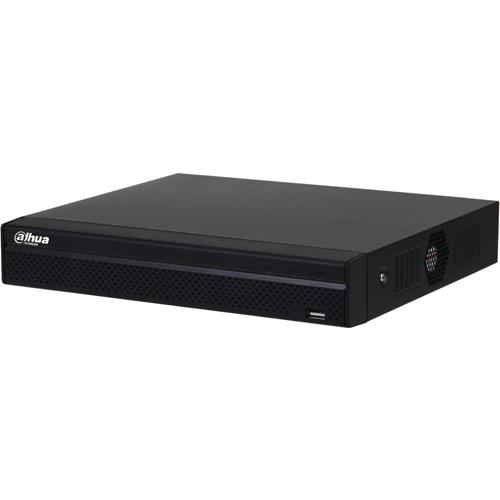 Station de surveillance vidéo Dahua Lite DHI-NVR4104HS-4KS2/L 4 Canaux Filaire - Enregistreur Réseau Vidéo - HDMI