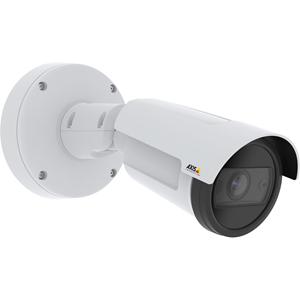 Caméra réseau AXIS P1455-LE 2 Mégapixels - Ogive - 80 m Night Vision - H.264 (MPEG-4 Part 10/AVC), H.265 (MPEG-H Part 2/HEVC), MJPEG - 1920 x 1080 - 3x Optique - RGB CMOS - Fixation au plafond, Montant, Montable en support, Montage sur conduit, Support pour boîte de jonction, Plaque gang, Montage en Coin