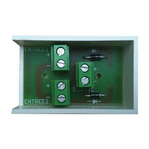 INCENDIE DESENFUMModule interm p/ CDLED