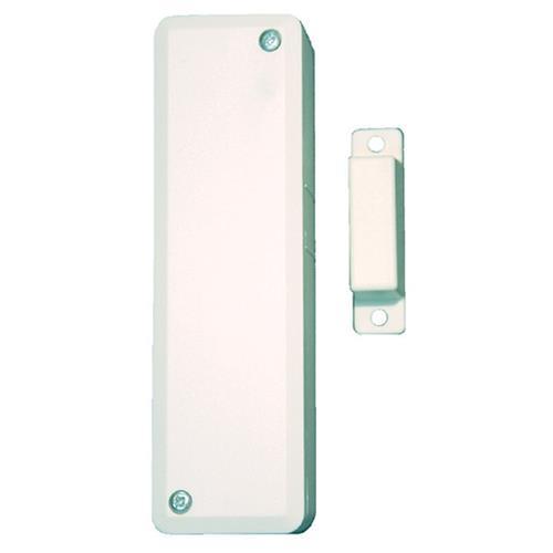 Honeywell DODT8M Sans fil Contact magnétique - Pour Porte, Fenêtre - Fixation murale - Blanc