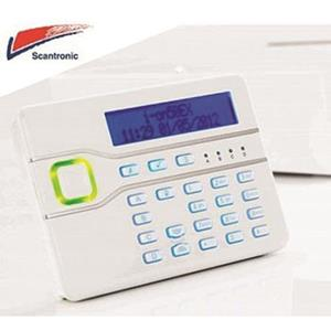Scantronic i-on50EX I-ON50EXEUR Panneau de contrôle d'alarme contre le vol