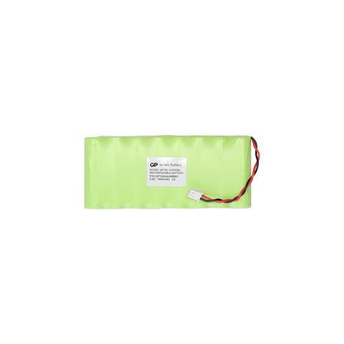 Batterie Visonic - 1800 mAh - Nickel-métal hydrure (NiMH) - 9,6 V DC - Batterie rechargeable