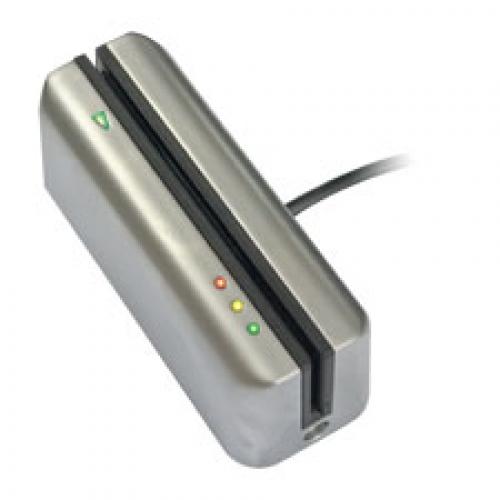 Dispositif d'accès par carte Paxton Access CARDLOCK - Chrome Satin - Porte - Barette magnétique - 1000000 Utilisateur(s) - 1 Porte(s) - 12 V DC - Support