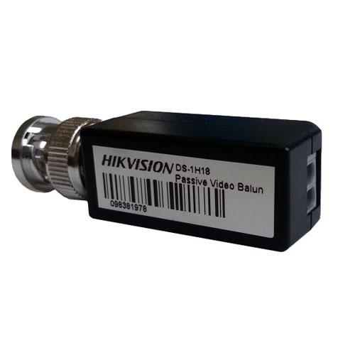 TRANSMISSION UTP HD-TVI Balun Pair
