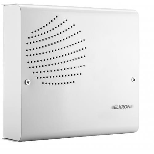 Sirène Elkron - 12 V - 117 dB - Audible
