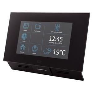 INTERCOM VIDEO IP Indoor Touch 2.0 Noir