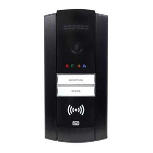 INTERCOM VIDEO IP 1 VOIE Helios Base+Cam
