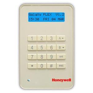 Honeywell MK8 Clavier sécurité - Pour Tableau de Commande - Neutre