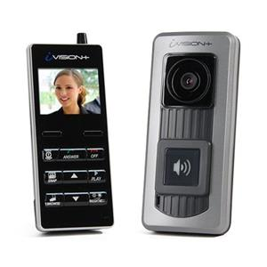 """Portier Vidéo Optex iVision+ IVP-DH 6,1 cm (2,4"""") - LCD - Entrée de porte"""