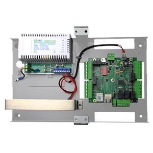 Tableau de commande d'accès de porte Eden Innovations LIGUARD4 - Porte - Série - Wiegand - 14 V DC