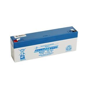 Batterie Power-Sonic PS1221VDS - 2100 mAh - Scellées au plomb-acide (SLA) - 12 V DC - Batterie rechargeable