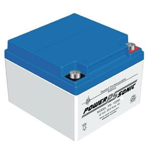 Batterie Power-Sonic PS-12260 - 26000 mAh - Scellées au plomb-acide (SLA) - 12 V DC - Batterie rechargeable