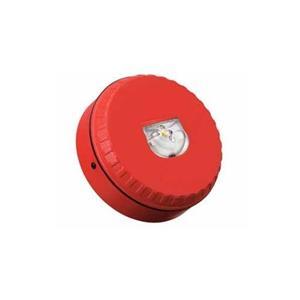 FLACH CONV Blanc éclat rouge saillie