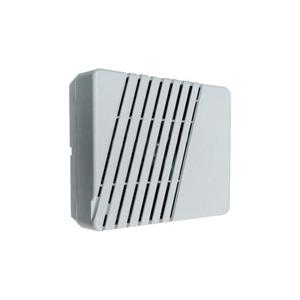 Sirène Honeywell - Filaire - 94 dB - Audible - Support - Blanc