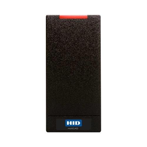 Lecteur Carte Smart HID iCLASS 6100CNoir - Câble82,55 mm Plage de fonctionnement