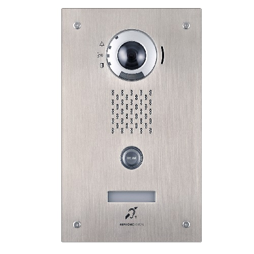 BOITIER ENCASTRE INTERCOM IP Video