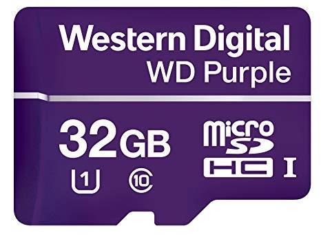 Carte microSDXC WDD032G1P0A