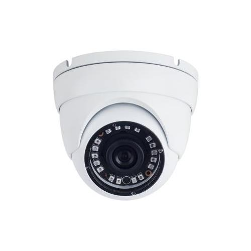 DOME EXT V/R HDoC 2MP 2.8mm IR 20 blanc