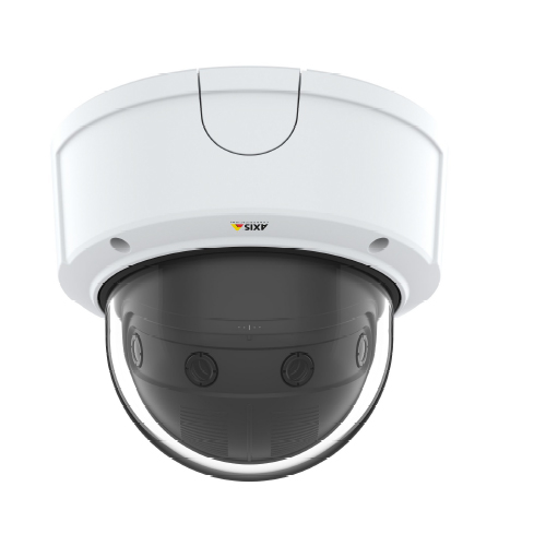IP DOME EXT H/PHERIC 8MP 180°