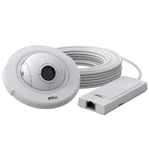IP CAM THERMAL AXIS P1290-E 4 MM 8.3 FPS