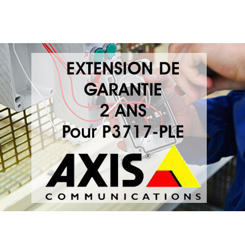 SPECIAL IP VIDEO EW AXIS P3717-PLE
