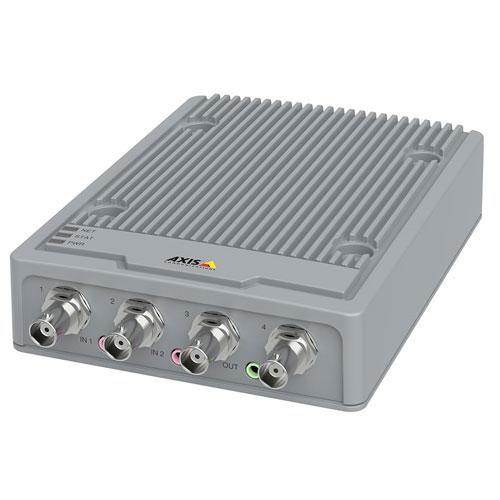 SERVER IP ENC M/CHANNEL P7304 ENCODER